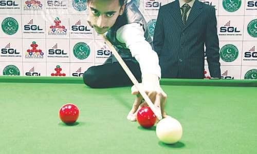 Ahsan brushes aside Hamza to win U-17 National title
