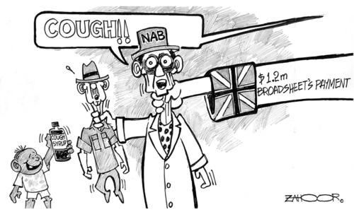 Cartoon: 4 August, 2021
