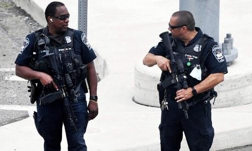 Cop killed in shooting at Pentagon subway