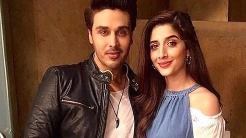 Mawra Hocane and Ahsan Khan reunite in new drama Qissa Meherbano Ka