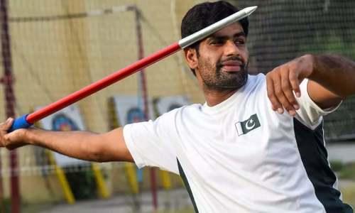 ارشد ندیم جیولن تھرو کے فائنل میں پہنچنے والے پہلے پاکستانی بن گئے