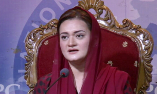 PML-N to launch 'corruption paper' on PTI's three years in power: Marriyum