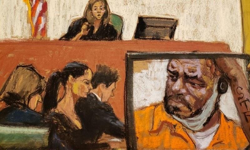 آر کیلی عدالت میں پیش، دوران سماعت نئے انکشافات سامنے آگئے