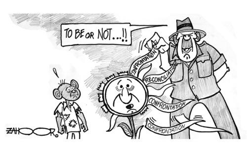 Cartoon: 5 August, 2021