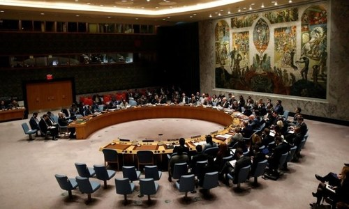 United Nations Security Council to discuss Afghan crisis