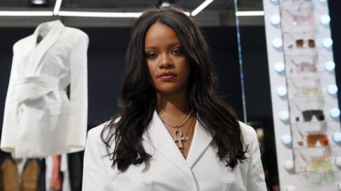 Singer Rihanna is officially a billionaire