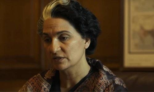 لارا دتہ 'اندار گاندھی ' کے کردار سے بڑی اسکرین پر واپسی کیلئے تیار