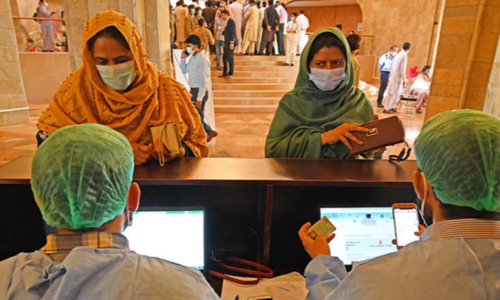 Islamabad sees highest single day Covid-19 cases since April 29