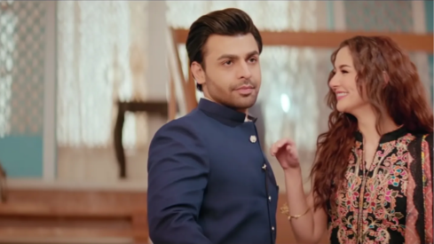 Farhan Saeed and Hania Aamir pair up for a 'powerful love story' in upcoming drama serial Jhooti