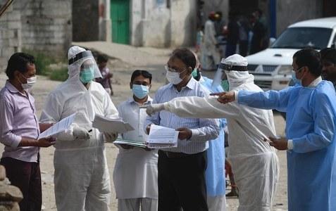 ملک بھر میں مزید 4 ہزار 720 افراد وائرس کا شکار، 95 اموات