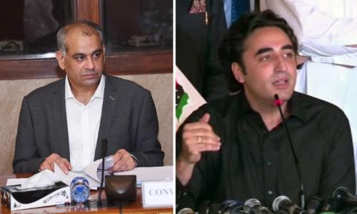 PTI members-Bilawal face-off likely in HR body meeting