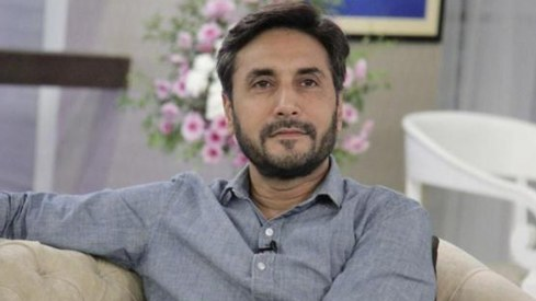 Adnan Siddiqui is out of quarantine and has a request for 'panic buttons' — stop giving advice