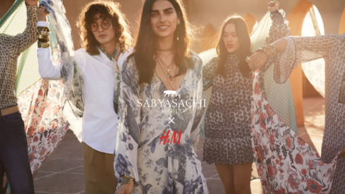 Indian designer Sabyasachi brings a desi touch to H&M with his new collaboration
