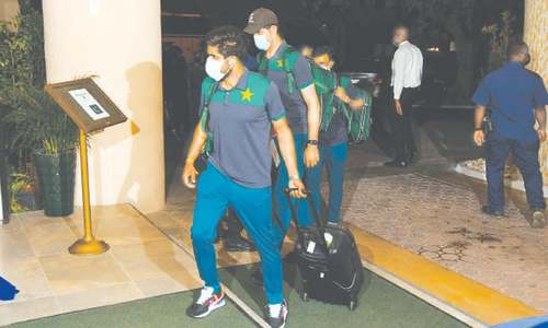 West Indies duo return for Pakistan Tests