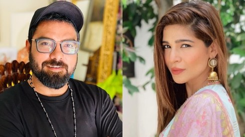 Ayesha Omar, Yasir Hussain starring in a film about Pakistan's most infamous serial killer