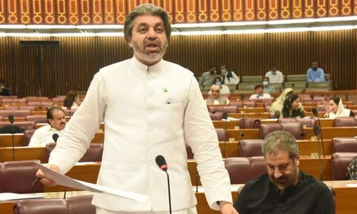 NA's third parliamentary year ends with low-key sitting