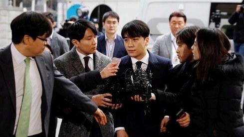 Former K-pop singer Seungri jailed for three years over prostitution, fraud scandal