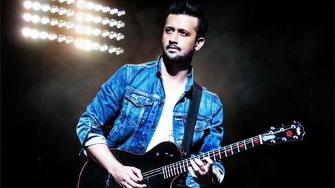 If I get the right script, you might see me on your TV screens delivering dialogue, teases Atif Aslam