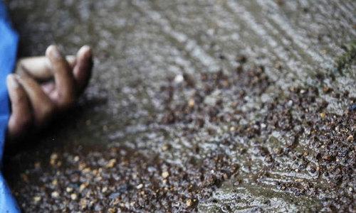 Teenage girl's body dug out, raped in Thatta