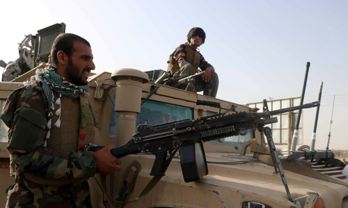 Taliban surge exposes failure of US efforts to build Afghan army