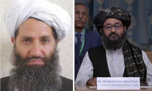 Who's who behind the Taliban leadership