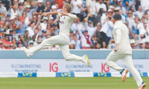 India battling for survival as England dominate