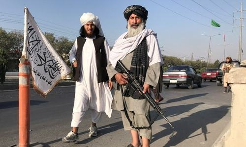'War is over': Taliban in control of Afghanistan as tense calm grips Kabul