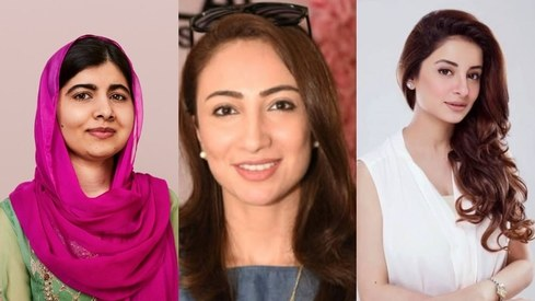 Celebrities call for the safety of Afghans as the Taliban take control of Kabul