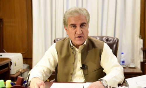 Qureshi slams India after Pakistan again denied opportunity to address UNSC meet on Afghanistan