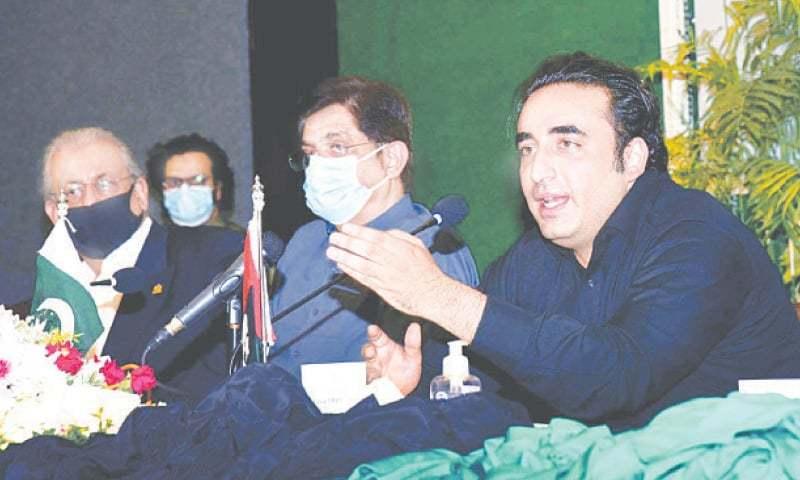 Bilawal asks govt to take parliament on board on Taliban takeover of Afghanistan