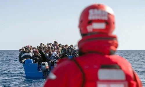 47 Spain-bound migrants feared dead off Mauritania