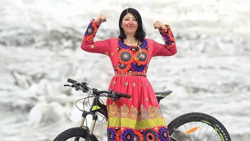 Adventure athlete Samar Khan is breaking barriers and she'll continue to do so, with or without support
