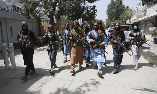 At least 3 killed as Taliban violently disperse rare protest in Jalalabad days after takeover