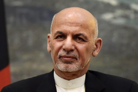 UAE says hosting Ashraf Ghani, his family 'on humanitarian grounds'