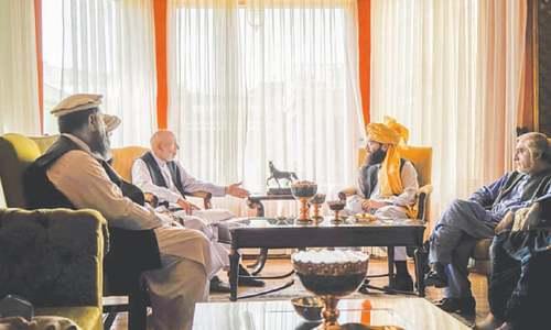 Taliban open talks to form inclusive govt