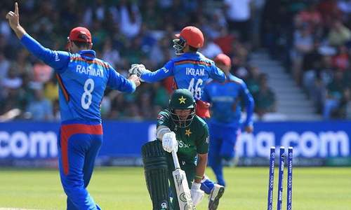 Camp for Afghanistan ODI series to start from Saturday