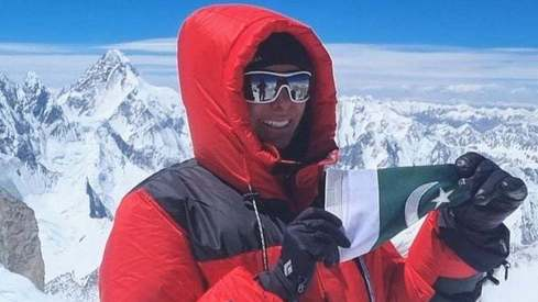 Naila Kiani on what made her summit an 8,000m peak in her first attempt at mountaineering