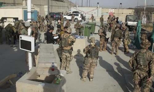 7 Afghans killed in chaos at Kabul airport: British military