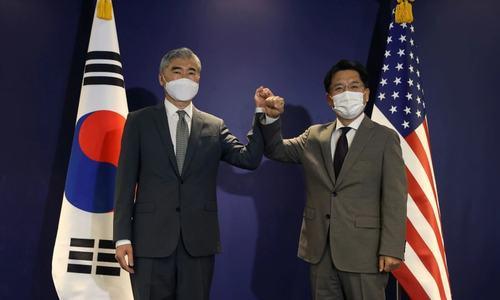 No hostile intent toward North Korea: US envoy in visit to Seoul