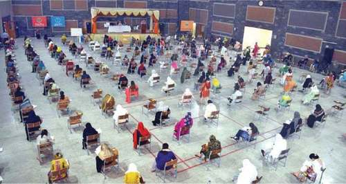 Stretching MDCAT test duration violation of law: PMA