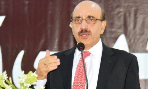 Outgoing AJK president terms tenure hectic but productive