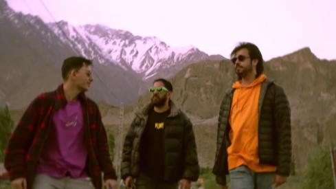Talal Qureshi, Maanu and Hasan Raheem team up for a song celebrating themselves