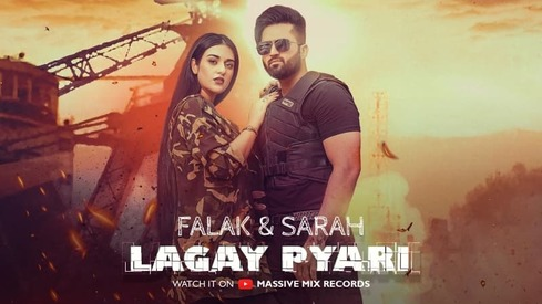 Falak Shabbir is back with another action packed music video featuring Sarah Khan