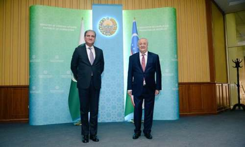 FM Qureshi emphasises need for 'close coordination' on Afghanistan in regional diplomacy tour