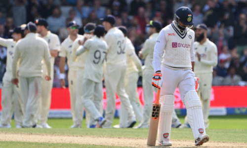 England great James Anderson sparks India collapse to 78 all out in third Test