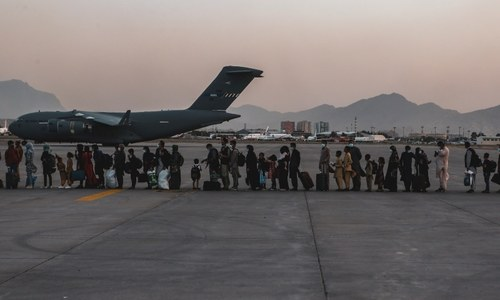 Turkish troops leave Kabul, abandoning hopes for airport