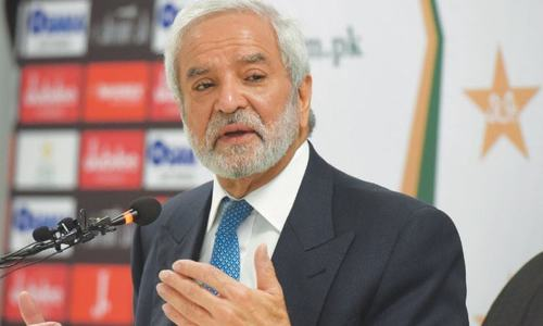 Questions raised over Ehsan Mani's position as PCB chief