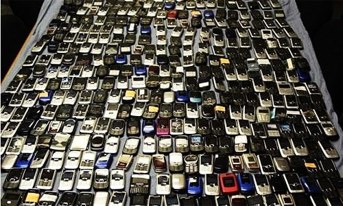 Local mobile phone production exceeds imports