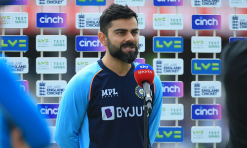 Indian team 'hurt but not demoralised' by loss, says captain Kohli