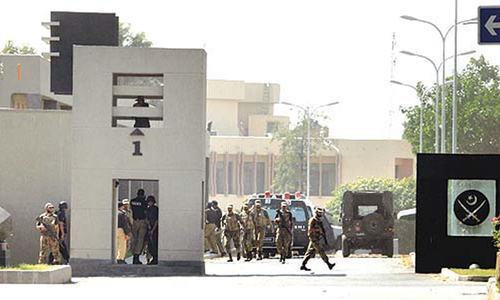 Three parliamentary panels to get briefing in GHQ today
